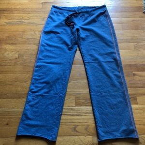 Lucky brand sweatpants blue size L